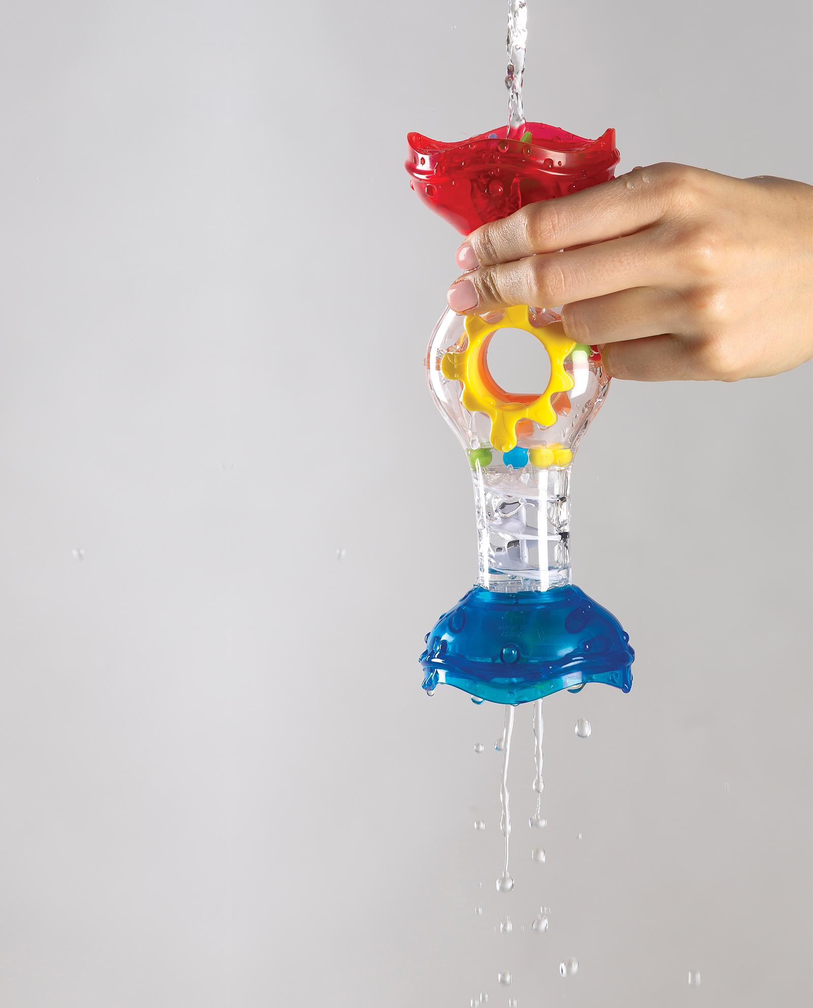Whirly Water Wheel