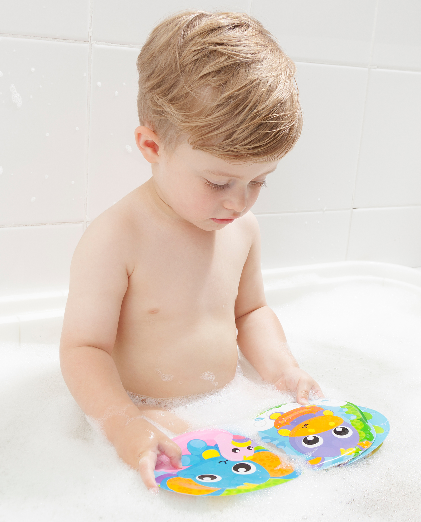 Splashing Fun Friends Bath Book